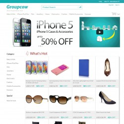 Groupcow - Best group buying eCommerce site