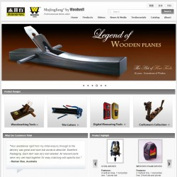 Mujingfang - Woodwell Woodworking Tools Manufacturing Ltd.