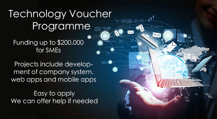 technology voucher en